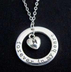 Forever In My Heart Necklace You're Forever In My Heart Necklace
