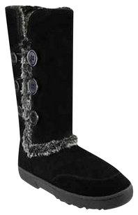 143 Girl Black Boots
