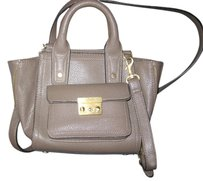 3.1 Phillip Lim for Target Leather Satchel in toupe