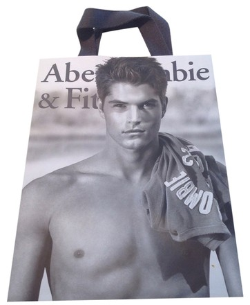 Abercrombie & Fitch Abercrombie & Fitch shopping bag