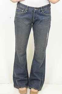 Abercrombie & Fitch Rigid Flare Leg Jeans