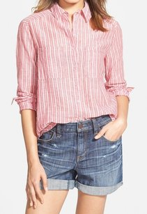 Ace Delivery Button Down Shirt Long Sleeve Top