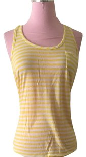 Active Basic Top Yellow