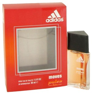 adidas ADIDAS MOVES PULSE by ADIDAS ~ Men's Eau de Toilette Spray 1 oz