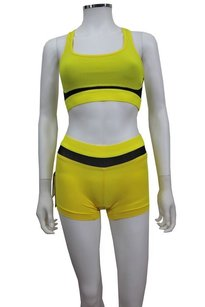 adidas By Stella McCartney Adidas By Stella Mccartney Tennis Performance Shorts Only Yellow