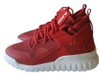 adidas Sneakers Red Athletic
