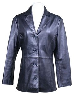 Adler Collection Womens Black Jacket