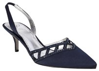 Adrianna Papell Navy Pumps