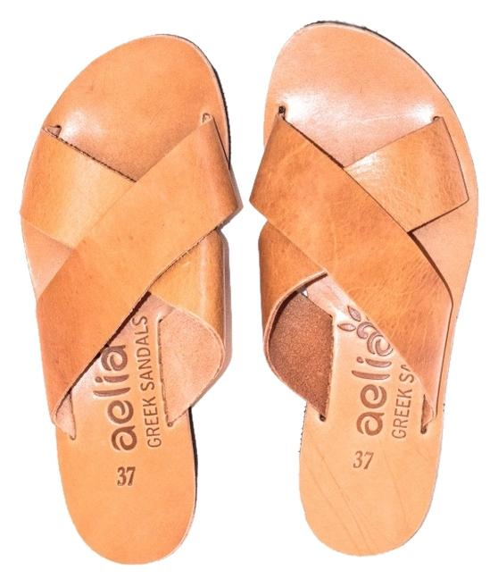 Aelia Greek Sandals