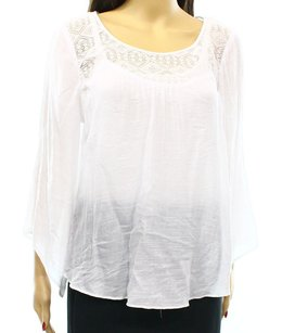 AGB 0460q5f 3/4 Sleeve Top