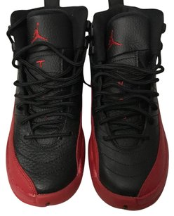 Air Jordan black varsity red Athletic