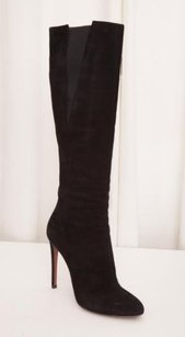 ALAÏA Alaia Current Womens Black Boots