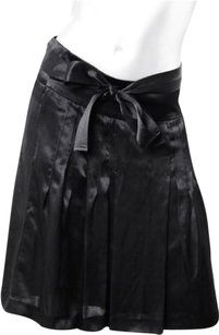 ALBERTA FERRETTI A-line Mini Skirt Black