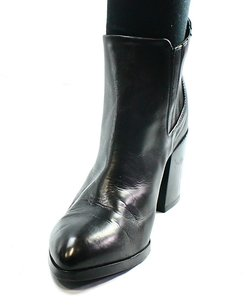 Alberto Fermani Fashion-ankle Leather New Without Tags 3536-0358 Boots