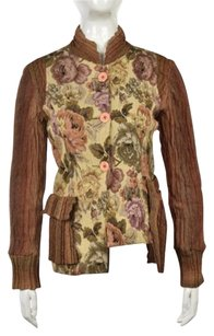 Alberto Makali Womens Brown Jacket