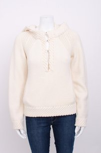 A.L.C. Alc Cream Chunky Cable Sweater