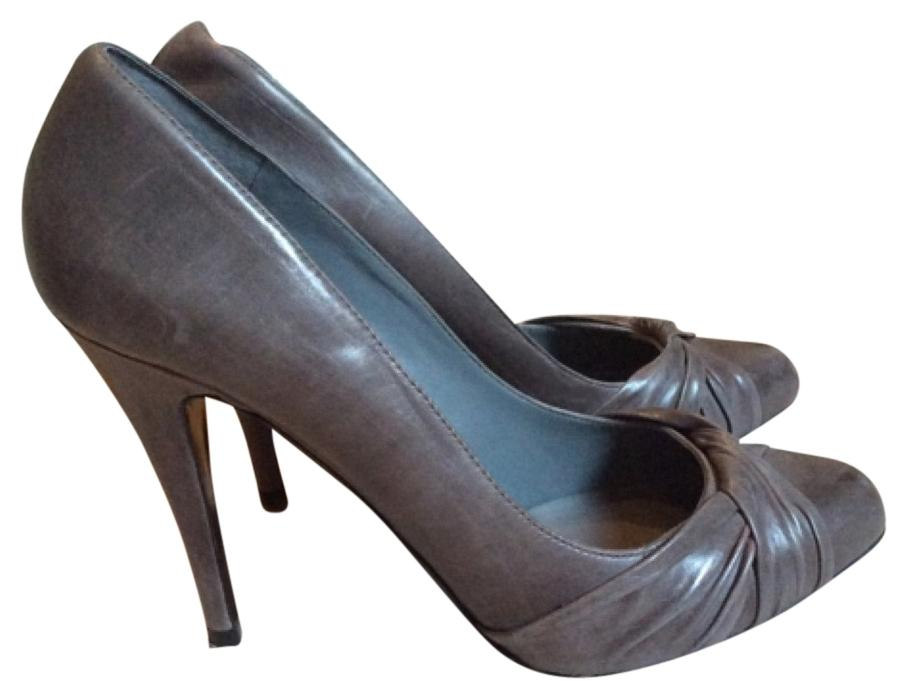 9f84dbaf0943 ALDO Grey Pumps Pumps Pumps Size US 8 Regular (M
