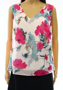 Alex Evenings 100% Polyester Cami Top