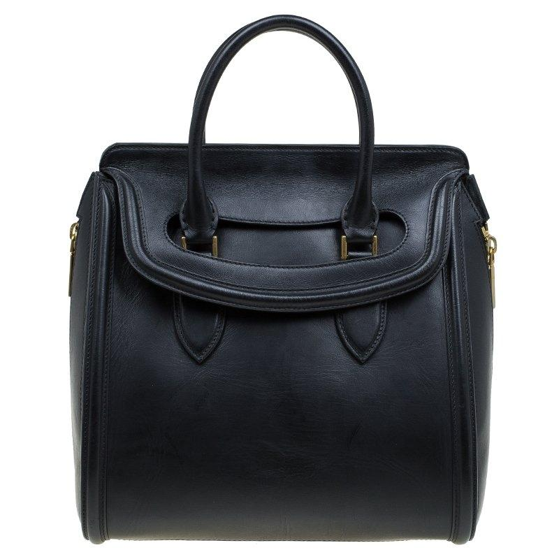 Alexander McQueen Pre-owned - Heroine leather handbag BUEfqpTKR