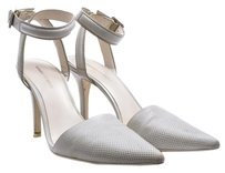 Alexander Wang Pump Leather Light Grey Pumps