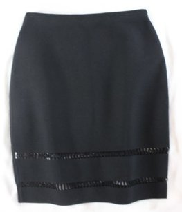 Alexander Wang Pure Hotness Skirt Black