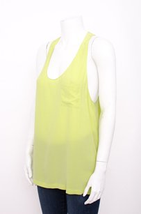 Alexander Wang Neon Top Yellow