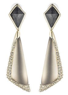 Alexis Bittar Alexis Bittar Lx53e009059 Encrusted Pave Lucite Dazzling Red Carpet Earrings