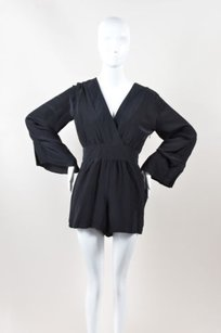 Alexis Silky Wrap Front Dress