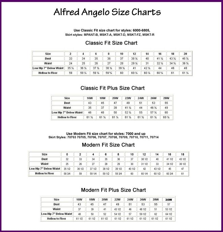Alfred angelo size chart wedding dress alfred angelo white silver