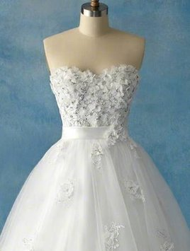 Alfred Angelo Snow White Style 207 Wedding Dress On Sale 39 Off