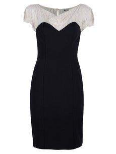 ALICE by Temperley Sweetheart Lace Chic Classic Fitted Dress