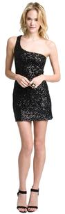 Alice + Olivia Mini Sequin One Sexy Dress