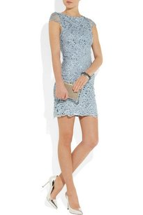Alice + Olivia Light Powder Dress