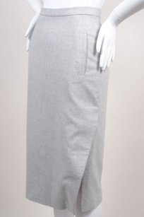 Altuzarra Pencil Skirt Gray
