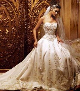 Amalia Carrara E23 Wedding Dress