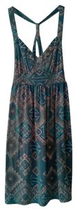 American Eagle Outfitters short dress Multi (blue purple pink) on Tradesy