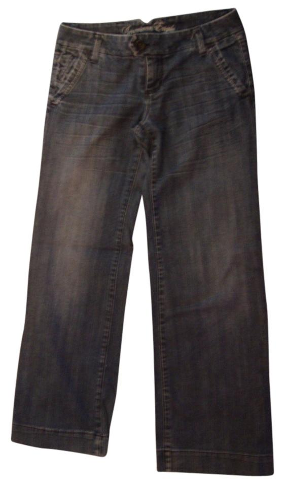 American Eagle Outfitters Wide Leg Jeans 50%OFF - www ...