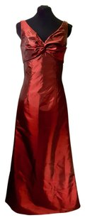Amsale Formal Prom Sleeveless Full Length Dress
