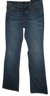 A.N.A. Jeans Ana Flare Leg Jeans-Distressed