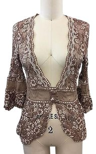 Ann Ferriday Lace Cardigan One Sweater