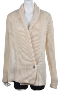Ann Taylor Womens Cardigan Long Sleeve Wool Shirt Sweater