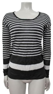 Ann Taylor LOFT Striped Knit Sweater