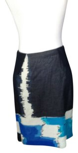 Blumarine Skirt Blue