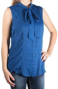 Anne Klein 100% Polyester 10589554 Top