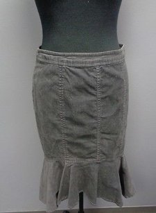 Anthropologie Pilcro And The Letterpress Skirt Gray