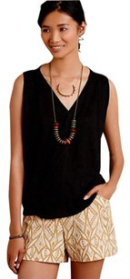 Anthropologie Oversized Fit Top NWT Black