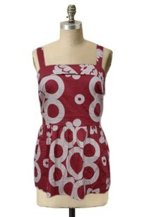 Anthropologie Girls From Savoy Feminine Party Nice Sleeveless Tunic
