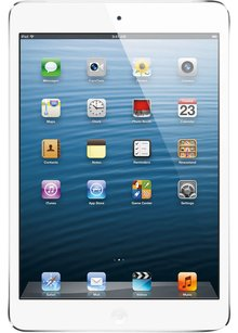 Apple Apple iPad mini MD531LL/A (16GB, Wi-Fi Only, White / Silver)