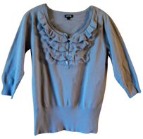 Apt. 9 Ruffles Lace Lace Trim Sweater