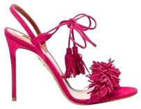 Aquazzura Fushia Sandals